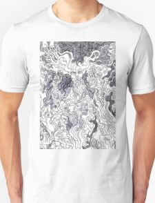 untitled line drawing Unisex T-Shirt