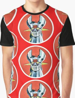 Mazinger Z Graphic T-Shirt