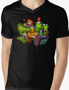 Rocko's sofa Mens V-Neck T-Shirt