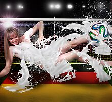 Fussball Milk Dress by Rod Meier - Fotograf