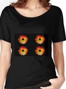 Bright flowers in the summer Women's Relaxed Fit T-Shirt