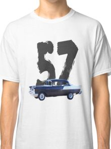 57 Chevy - Shirts, Prints, Cards, Sleeves Classic T-Shirt