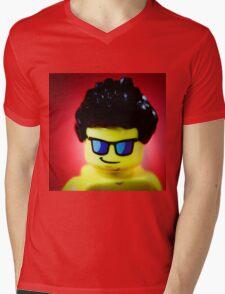 The popular Lego model! Mens V-Neck T-Shirt