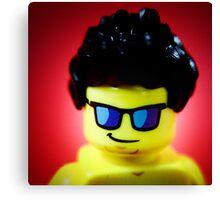 The popular Lego model! Canvas Print
