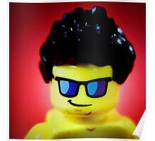 The popular Lego model! Poster