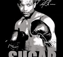 sugar ray robinson by redboy