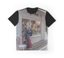 High class boutique Graphic T-Shirt