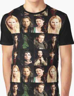 Characters Zelena Edition Graphic T-Shirt