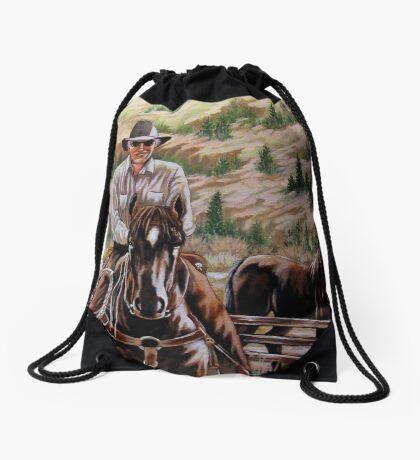 The $12.00 Resistol And Pecos Drawstring Bag