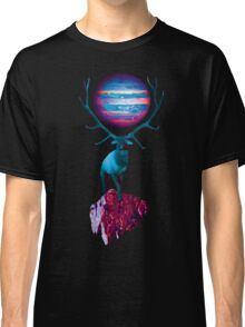 Interplanetary Deer Classic T-Shirt