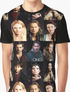 Characters Robin Edition Graphic T-Shirt