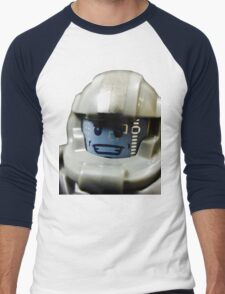Galaxy Trooper Men's Baseball ¾ T-Shirt