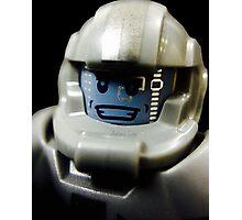 Galaxy Trooper Photographic Print