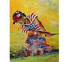 Golf Wonder Lucy Li Photographic Print