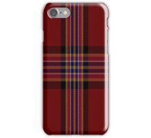 01080 Conroy Tartan  iPhone Case/Skin