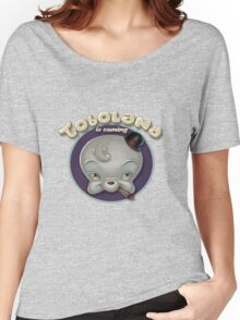 TOBOLAND is coming! Women's Relaxed Fit T-Shirt