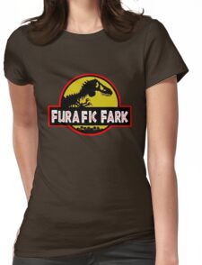 Furafic Fark Womens Fitted T-Shirt