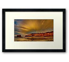 """Morning Squall"" Framed Print"