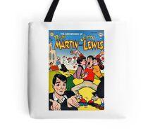 Comic genius Tote Bag
