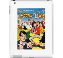 Comic genius iPad Case/Skin