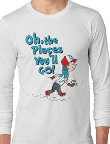 Go Trainer Go! Long Sleeve T-Shirt
