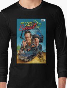 Better Call Saul Poster Long Sleeve T-Shirt