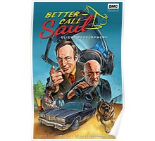 Better Call Saul Poster Poster