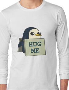 Gunther - Hug Me Long Sleeve T-Shirt