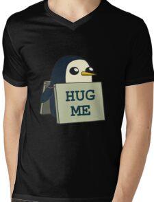 Gunther - Hug Me Mens V-Neck T-Shirt