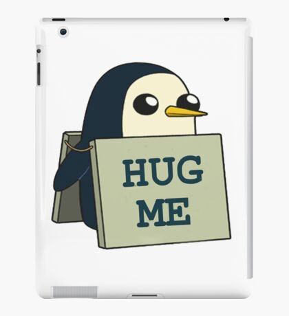 Gunther - Hug Me iPad Case/Skin