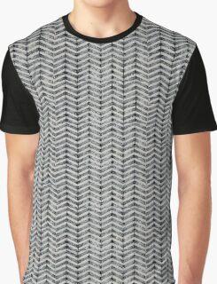 Dusty Chevron Graphic T-Shirt