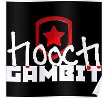 Gambit hooch   CS:GO Pros Poster