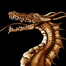 Golden Dragon by Paul Fleet