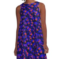 Abstract 080716(2) A-Line Dress
