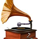 Gramophone  by Paul Fleet