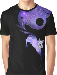 Spaaaace Cat Graphic T-Shirt