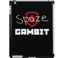 Gambit spaze | CS:GO Pros iPad Case/Skin