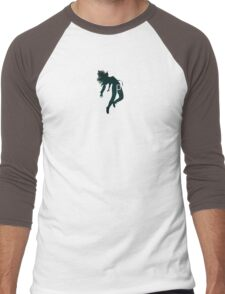 The Expanse - Mao Logo - Teal Clean Men's Baseball ¾ T-Shirt