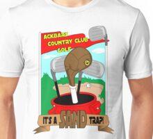 Ackbar Golf Unisex T-Shirt