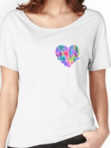 Love Stone Women's Relaxed Fit T-Shirt