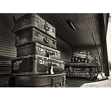 Departure Lounge  Photographic Print