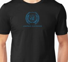 The Expanse - United Nations Logo - Dirty Unisex T-Shirt