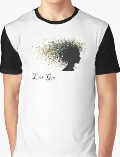 """Let Go"" Yoga Graphic T-Shirt"