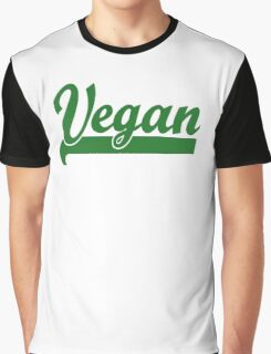 Vegan T-Shirt Graphic T-Shirt