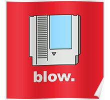 Blow. Poster
