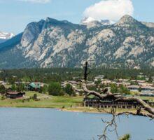 Estes Lake-Estes Park Colorado Sticker