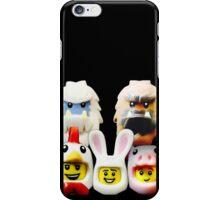 Cute Lego Animal heads iPhone Case/Skin