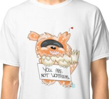 Reminder: You are not worthless <3 Classic T-Shirt