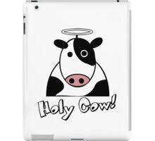 Holy Cow! iPad Case/Skin
