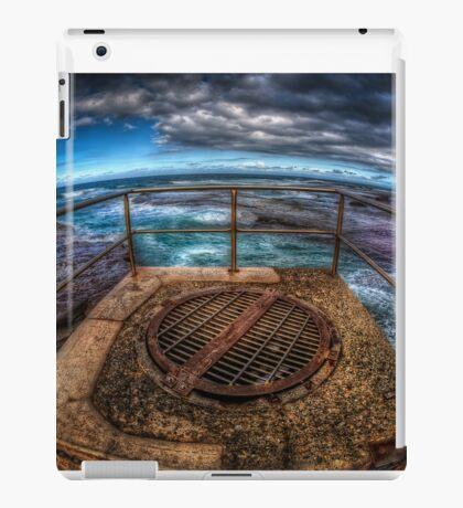 Drain iPad Case/Skin